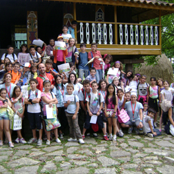 Colonias de verano  en el MEPA 2011